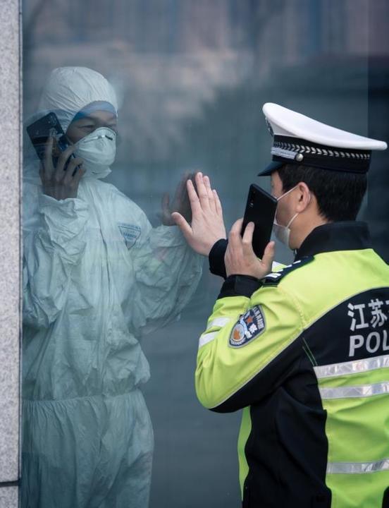 Фото короновируса в Китае, свежие фотографии - подборка 2020 (26)