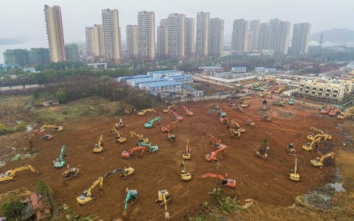 Фото короновируса в Китае, свежие фотографии - подборка 2020 (4)