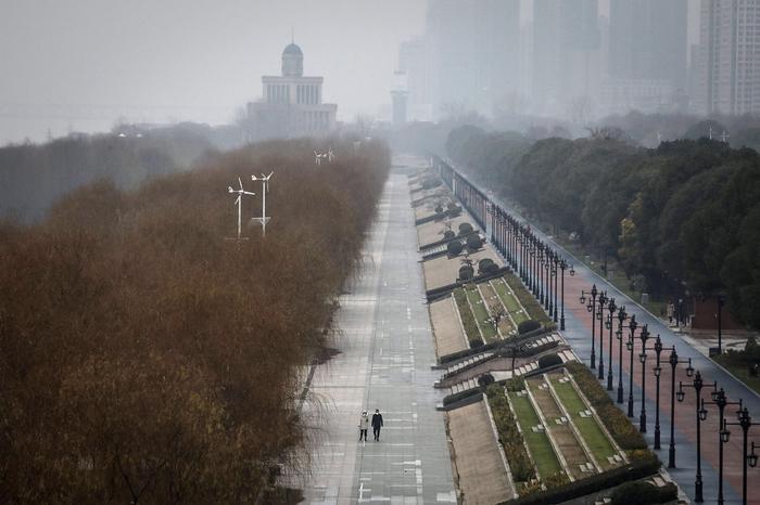 Фото короновируса в Китае, свежие фотографии - подборка 2020 (9)