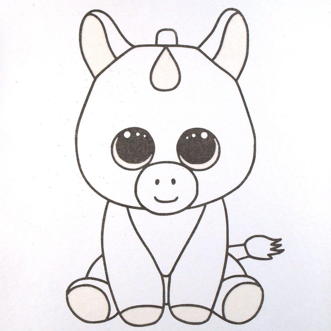 Аниме животные для срисовки   большая подборка (33)