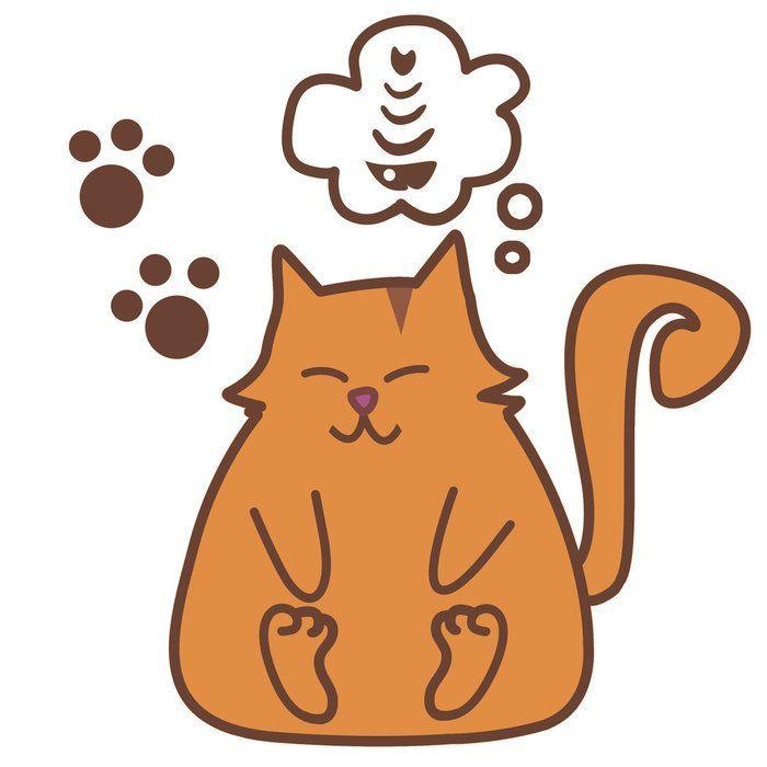Аниме животные для срисовки - большая подборка (6)