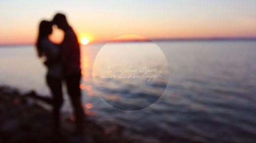 Влюбленная пара на море фото (21)