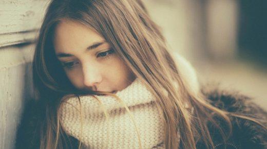 Грустные картинки девушка уходит от парня (14)
