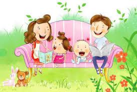 Детские картинки на тему дети и родители (10)