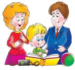 Детские картинки на тему дети и родители (17)