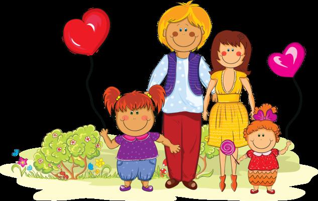 Детские картинки на тему дети и родители (2)