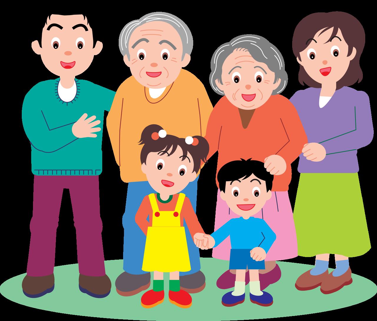 Детские картинки на тему дети и родители (3)