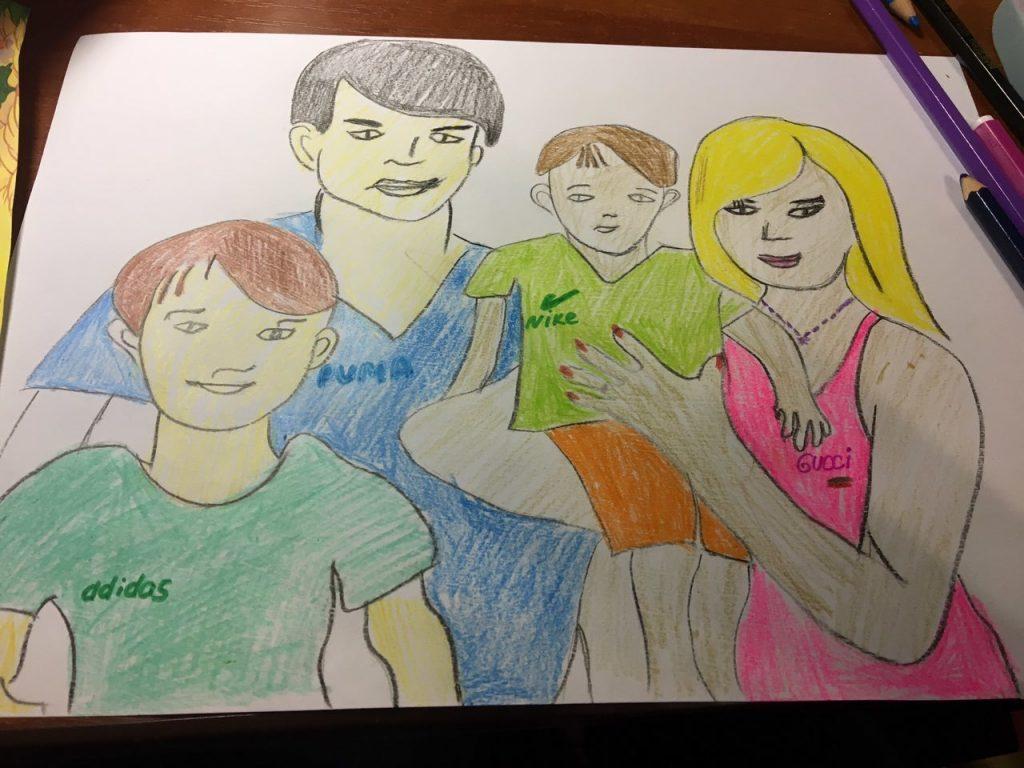 Детские картинки на тему дети и родители (7)