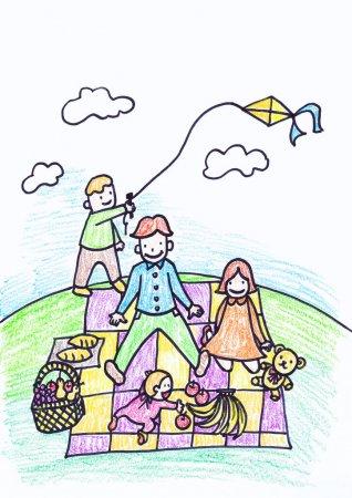 Детские картинки на тему дети и родители (9)