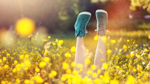 Какие 10 вещей делают тебя счастливым в жизни