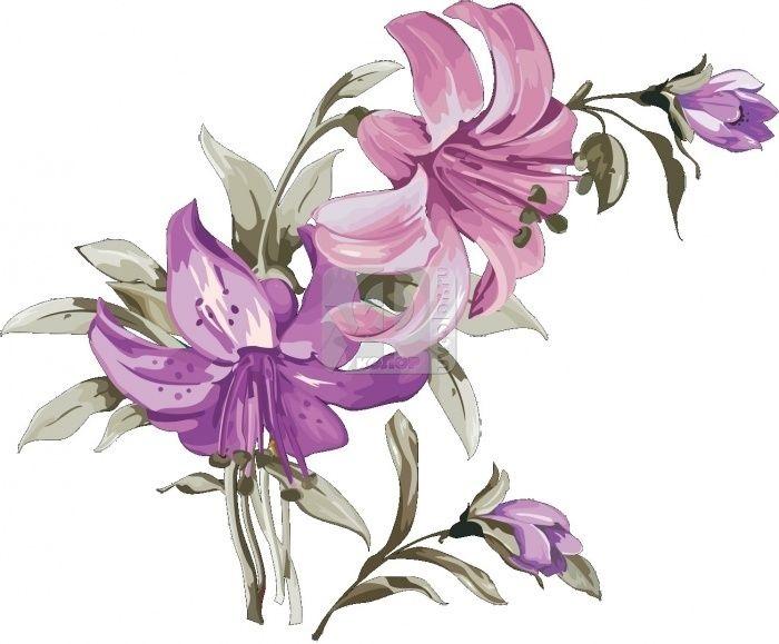 Как нарисовать красивые цветы фотоподборка (12)