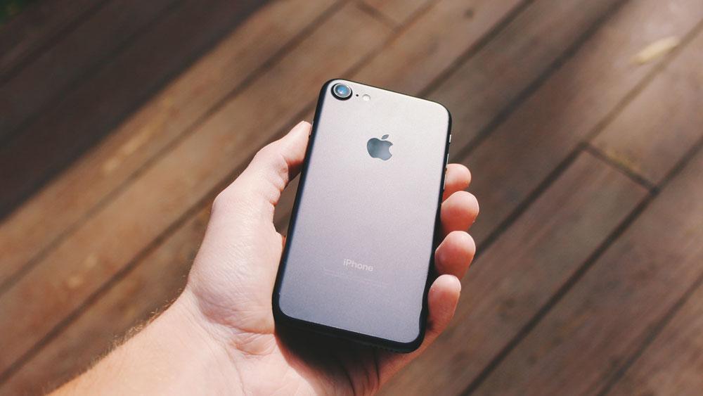 Как перезагрузить iPhone 7 плюс