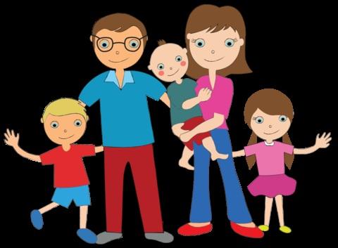 Картинка моя семья для презентации (15)