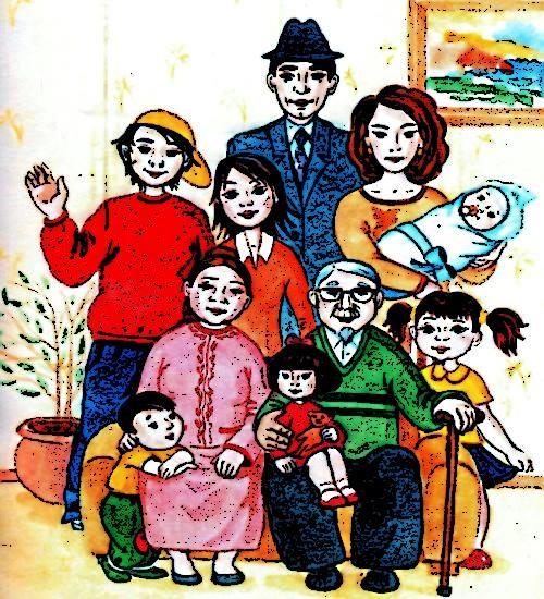 Картинка моя семья для презентации (19)