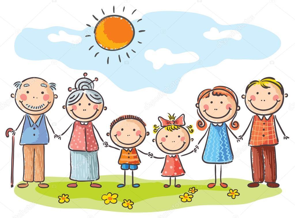 Картинка моя семья для презентации (20)