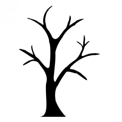 Картинка ствол дерева для детей (18)