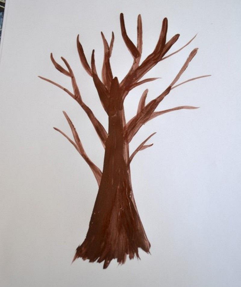 Картинка ствол дерева для детей (21)