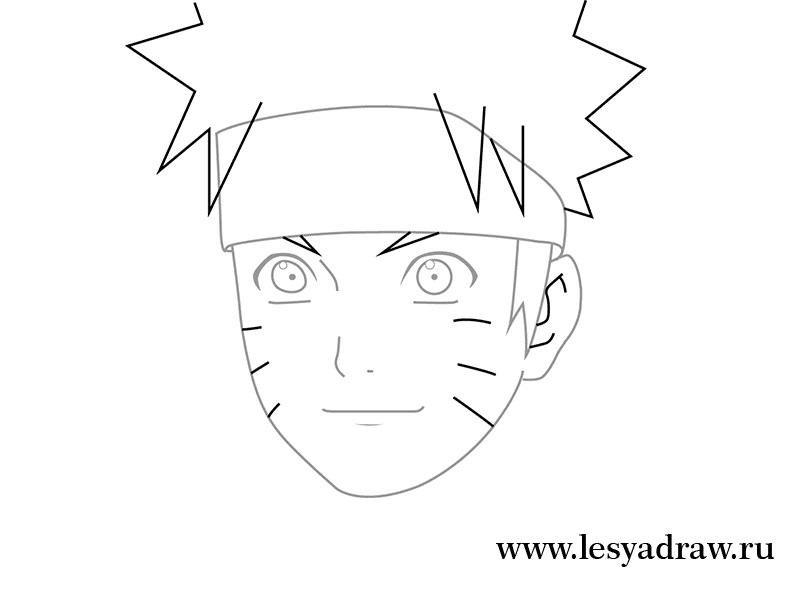 Картинки для срисовки поэтапно аниме (17)