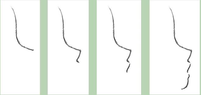 Картинки для срисовки поэтапно аниме (22)