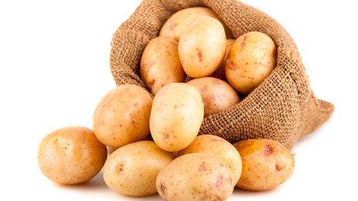 Картинки картошки для детей цветные (13)