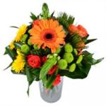 Картинки осенние букеты из цветов
