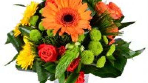 Картинки осенние букеты из цветов (1)