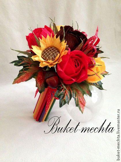Картинки осенние букеты из цветов (11)