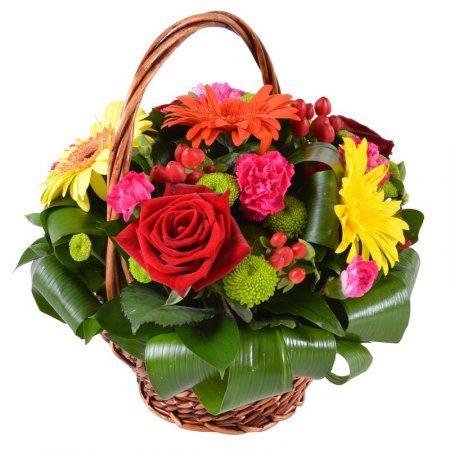 Картинки осенние букеты из цветов (15)