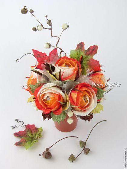Картинки осенние букеты из цветов (16)