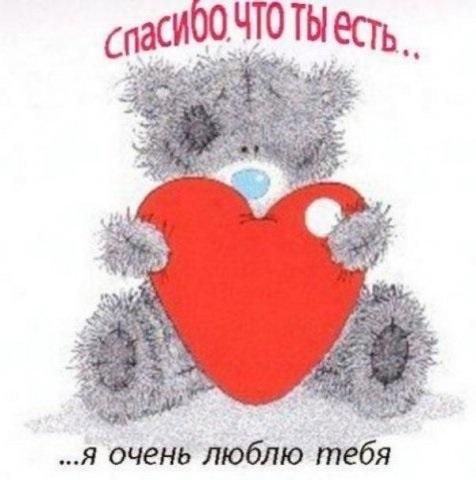 Картинки с мишками про любовь (11)
