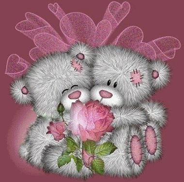 Картинки с мишками про любовь (5)