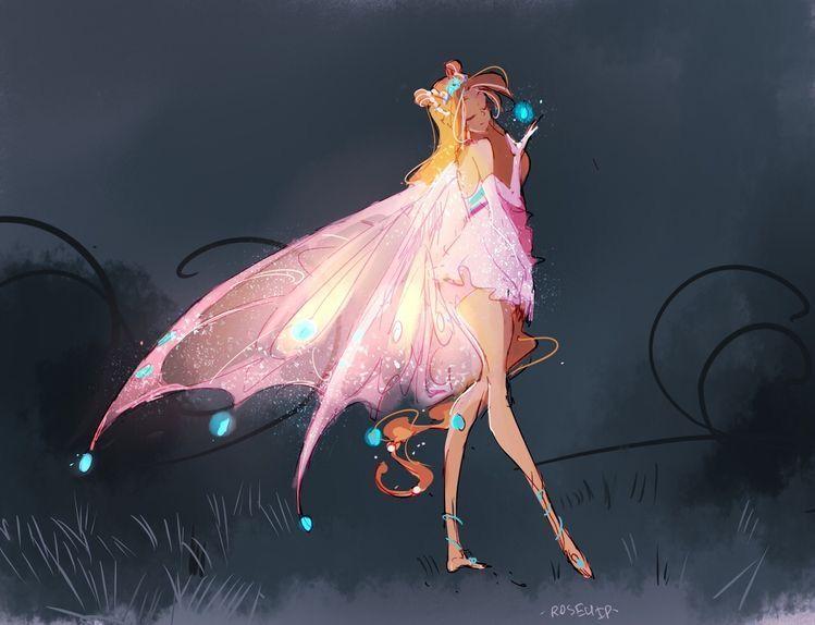 Картинки фея с волшебной палочкой (13)