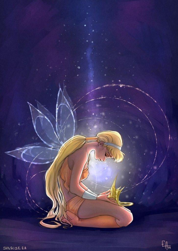 Картинки фея с волшебной палочкой (24)