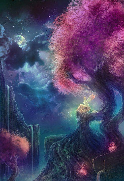 Картинки фея с волшебной палочкой (4)