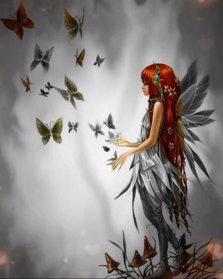 Картинки фея с волшебной палочкой (6)