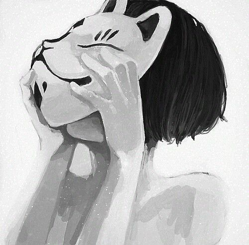 Красивые девушки аниме со спины картинки (5)