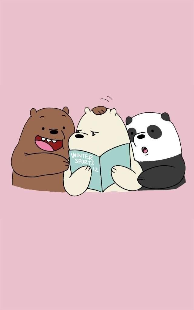 Красивые картинки вся правда о медведях (19)