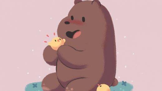 Красивые картинки вся правда о медведях (25)