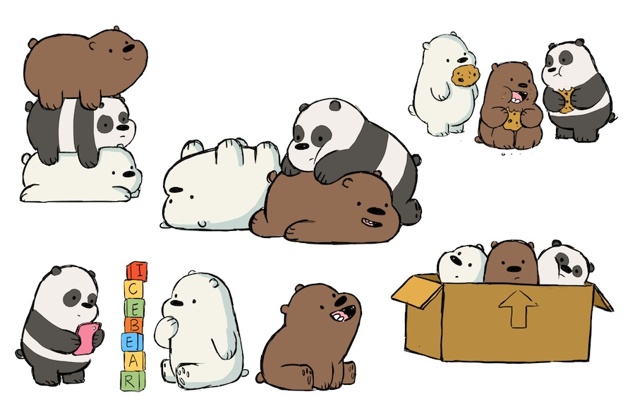 Красивые картинки вся правда о медведях (6)