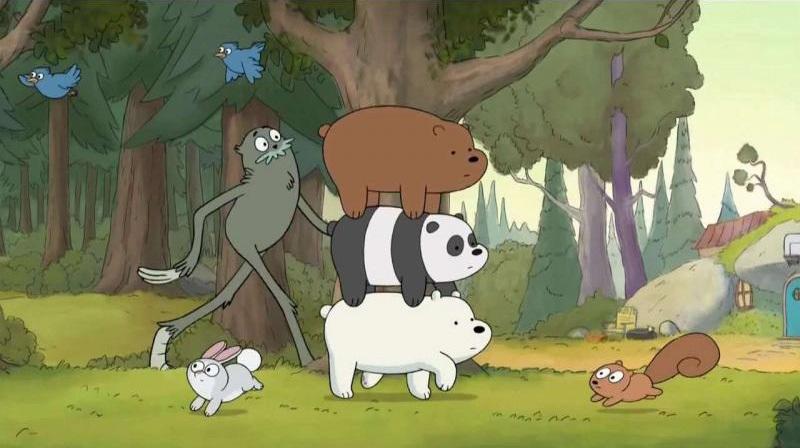 Красивые картинки вся правда о медведях (7)