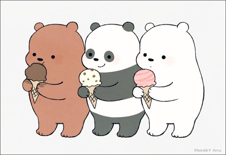 Красивые картинки вся правда о медведях (9)