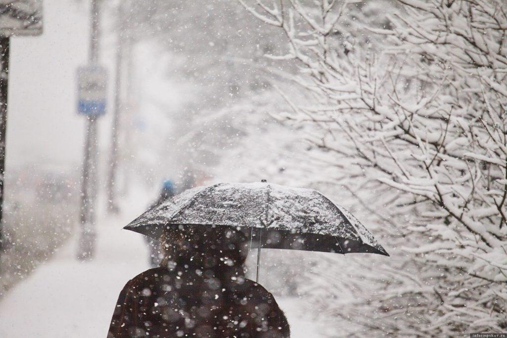 Красивые картинки на рабочий первый снег (1)