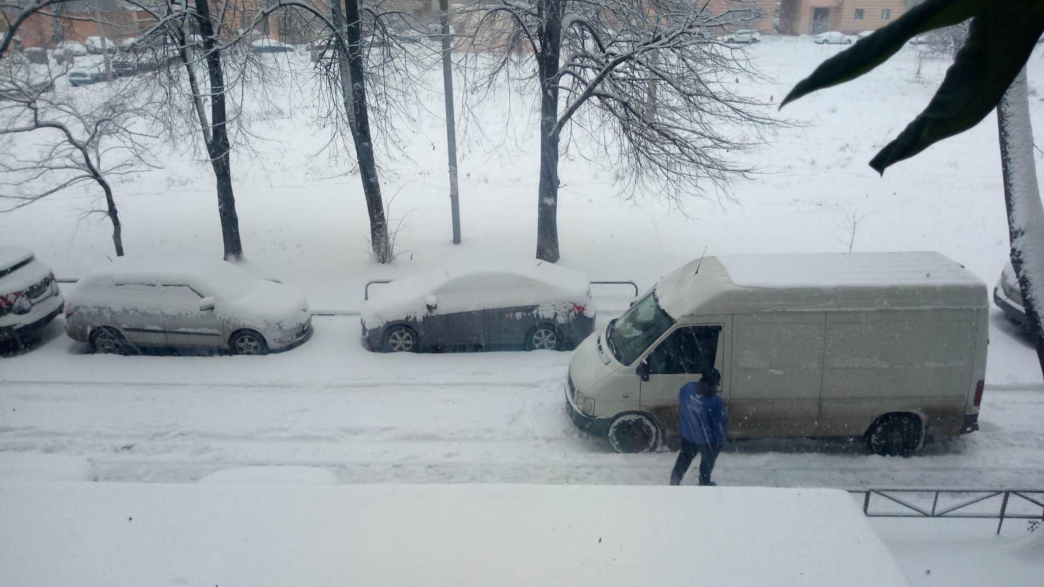 Красивые картинки на рабочий первый снег (12)