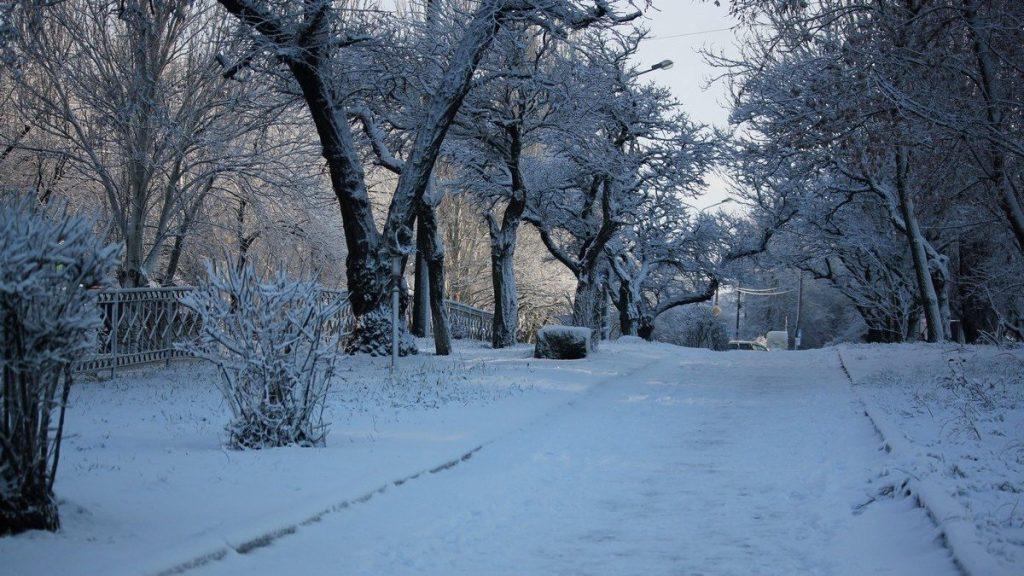 Красивые картинки на рабочий первый снег (14)