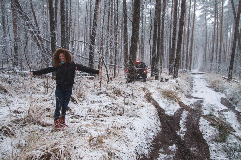 Красивые картинки на рабочий первый снег (8)