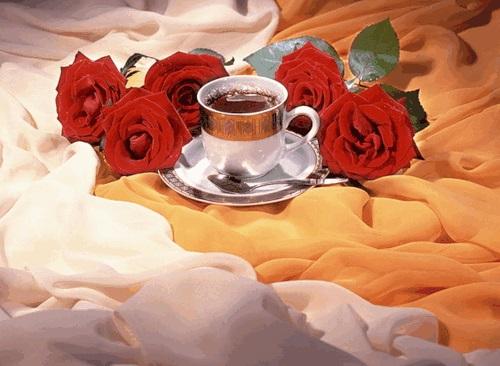 Красивые картинки с добрым утром красавица (8)