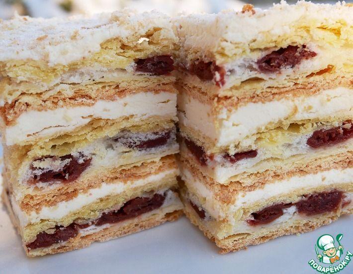 Красивые картинки тортов и пирожных (14)