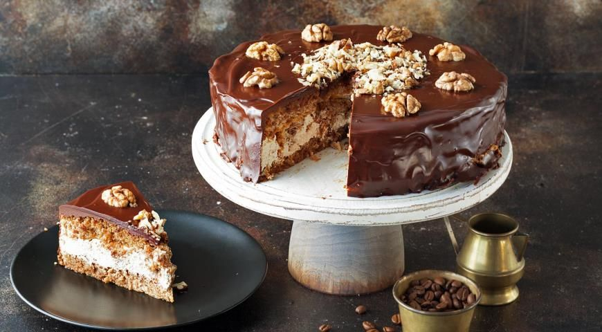 Красивые картинки тортов и пирожных (15)