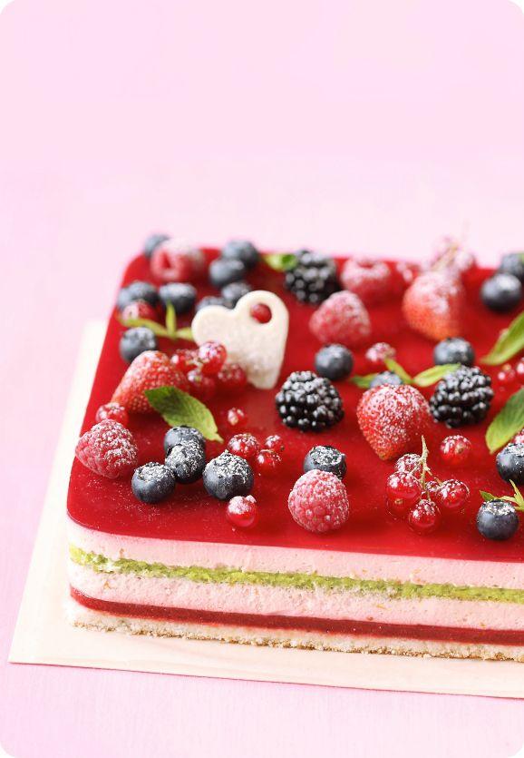 Красивые картинки тортов и пирожных (19)