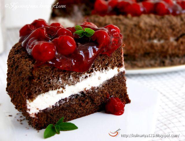 Красивые картинки тортов и пирожных (21)